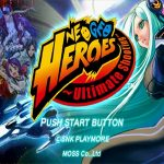 Neogeo Heroes Ultimate Shooting PSP ISO