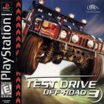Test Drive Off Road 3 PS1 ISO
