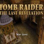 Tomb Raider The Last Revelation PS1 ISO