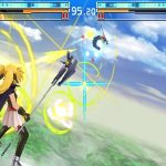 Mahou Shoujo Lyrical Nanoha A's Portable The Battle of Aces English Patch PSP ISO