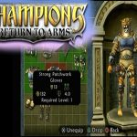 Champions Return to Arms PS2 ISO