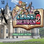Class of Heroes 2 PSP ISO