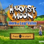 Harvest Moon Hero of The Leaf Valley Indonesian Version PSP ISO