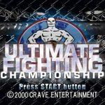 Ultimate Fighting Championship PS1 ISO