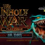 The Unholy War PS1 ISO