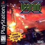 Uprising X PS1 ISO