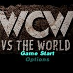 WCW Vs The World PS1 ISO