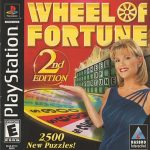 Wheel of Fortune 2nd Edition PS1 ISO