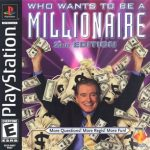 Who Wants to be a Millionaire 2nd Edition PS1 ISO