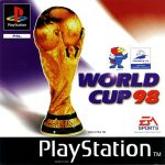 World Cup 98 PS1 ISO
