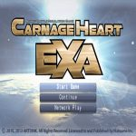 Carnage Heart EXA PSP ISO
