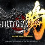 Guilty Gear Isuka PS2 ISO
