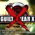 Guilty Gear X PS2 ISO