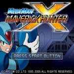 Mega Man Maverick Hunter X PSP ISO