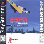 X Games Pro Boarder PS1 ISO