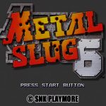 Metal Slug 6 PS2 ISO