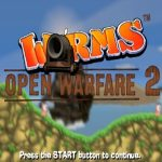 Worms Open Warfare 2 PSP ISO