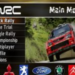 WRC FIA World Rally Championship PSP ISO