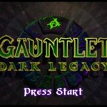 Gauntlet Dark Legacy PS2 ISO