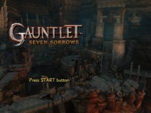 Gauntlet Seven Sorrows PS2 ISO - Downarea51