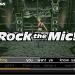 Get on Da Mic PS2 ISO