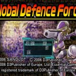 Global Defence Force PS2 ISO