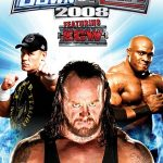 WWE Smackdown Vs Raw 2008 Featuring ECW PSP ISO