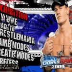 WWE Smackdown Vs Raw 2009 Featuring ECW PSP ISO