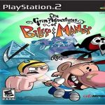 The Grim Adventures of Billy & Mandy PS2 ISO