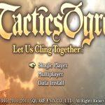 Tactics Ogre Let us Cling Together PSP ISO