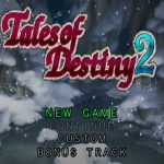 Tales of Destiny 2 PSP ISO