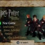 Harry Potter and The Prisoner of Azkaban PS2 ISO