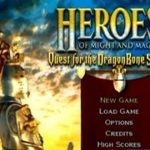 Heroes of Might and Magic – Quest for the DragonBone Staff PS2 ISO