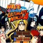 Naruto Shippuden Ultimate Ninja 4 PS2 ISO
