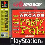 Arcade Party Pak PS1 ISO