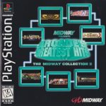 Arcade's Greatest Hits The Midway Collection 2 PS1 ISO