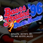 Bases Loaded 96 Double Header PS1 ISO