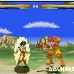Dragon Ball Z Vs Street Fighter Mugen