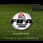 FIFA Soccer 2005 PS1 ISO