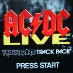 AC/DC Live Rock Band Track Pack PS2 ISO