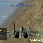Ace Combat 4 Shattered Skies PS2 ISO