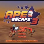Ape Escape 3 PS2 ISO