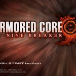 Armored Core Nine Breaker PS2 ISO