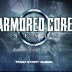 Armored Core Nexus PS2 ISO