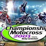 Championship Motocross 2001 PS1 ISO
