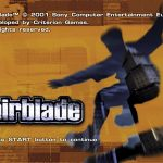 Airblade PS2 ISO