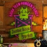 Aqua Teen Hunger Force Zombie Ninja Pro Am PS2 ISO