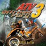 ATV Offroad Fury 3 PS2 ISO