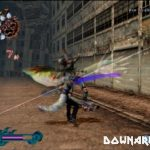 Bujingai The Forsaken City PS2 ISO