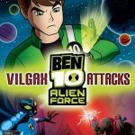 Ben 10 Alien Force Vilgax Attacks PS2 ISO
